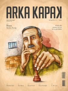 Arka Kapak 18. sayı