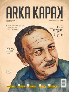 kitap ve kültür dergisi