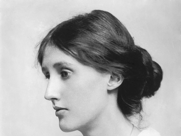 Virginia-Woolf-portre