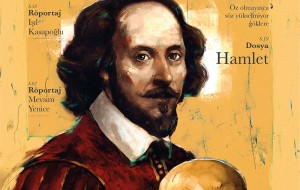 Arka Kapak dergisi - Mayis 2018 - Hamlet