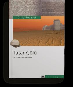 Tatar Çölü Dino Buzzati Çev. Hülya Tufan İletişim Yayınları