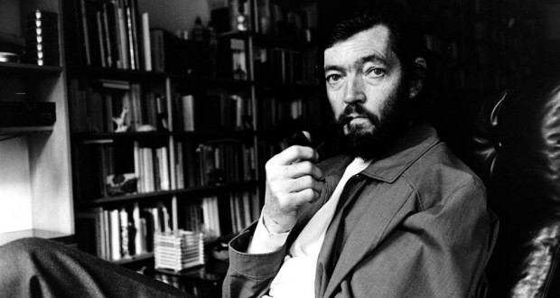 PARIS, FRANCE - november 27. Argentinian writer Julio Cortazar at home in Paris. Photo Ulf Andersen / Getty Images